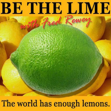 Be The Lime Podcast itunes