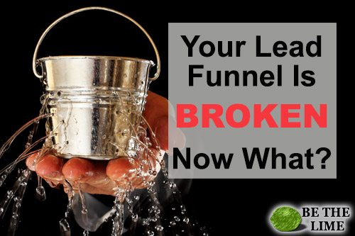 How to fix a broken lead funnel
